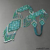 схемы бисероплетение гердан гайтан ткачество узоры