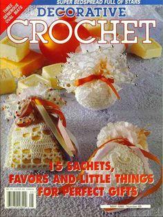 Decorative Crochet Magazines 40 - Barbara H. - Picasa Web Albums