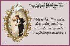 Svatební přání obrázky, citáty a animace pro Facebook - ObrazkyAnimace.cz Story Quotes, King Charles, True Stories, Origami, Gifts, Baby, Decor, Presents, Decoration