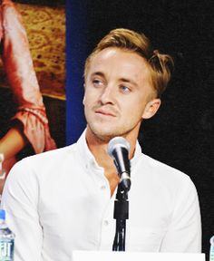Image result for tom felton gif