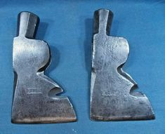 Plumb & Plumb Victory both 1 lb 6 oz each. Plumb in good condition. Heads only no handle.