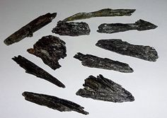 10pc #1 Raw Black Kyanite Fan Blades Crystal Healing Gems... https://www.amazon.com/dp/B06XGXC7PD/ref=cm_sw_r_pi_dp_x_KIiWyb16ENGGC