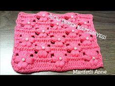 Crochet Chart, Love Crochet, Crochet Stitches, My Face Book, Make It Yourself, Wool, Blanket, Knitting, Youtube