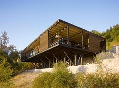 Casa Raul: Might be The Perfect Prefab Weekend Home