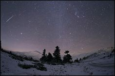Quadrantid Meteor Shower is First to Peak in the New Year by Mariecor Agravante | Examiner.com