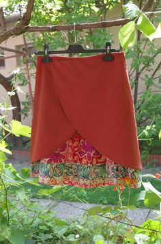 My new skirt from Colette. :)  I've already fallen in love with it... :)