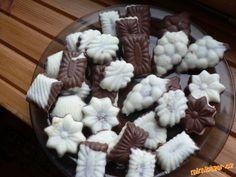 Burisony v čokoládě Cactus Cake, Christmas Cookies, Cheesecake, Pudding, Treats, Chocolate, Fruit, Cooking, Desserts