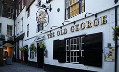 The Old George Inn, Newcastle's oldest pub