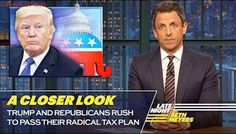Trump and Republicans Rush to Pass Their Radical Tax Plan: A Closer Look
