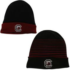 83d10bb6a89 South Carolina Gamecocks Under Armour Sideline Switch It Up Reversible  Beanie - Black South Carolina Gamecocks