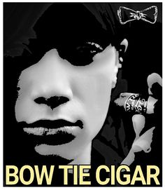 Bow Tie Cigar Company Ad.   #luxury #clothes #fashionsketch #cigarculture #fashionillustration #decoupage #paper #decoupaged #fashionillustrationsketch #vectorartwok #color #portraits #designer #design #artoftheday #illustrationoftheday #digitalart #illustrationart #graphic #vectorart #fashionable #fineart #bowtiecigar #mrbowtie #collage #dopeimagery #cigars #cigarart