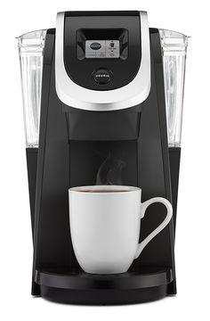 Amazon.com: Keurig K250 Single Serve, Programmable K-Cup Pod Coffee Maker, Black: Kitchen & Dining