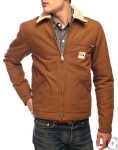 A.P.C. Apparel APC x Carhartt Detroit Jacket