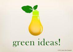 Green Ideas on Behance