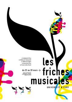 """Sébastien Marchal – """"Les Friches musicales"""", Évry – 2004"""