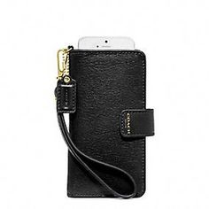 MADISON LEATHER PHONE WALLET  98 Phone Wallet dcb539a17a21e