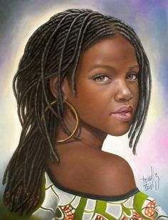 Niños de raza negra