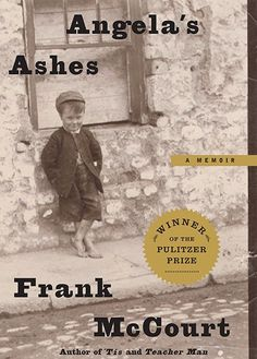Angela's Ashes, Frank McCourt (1996)Themes: Poverty, family, loss, CatholicismCheery it's not, but it certainly deserved the Pulitzer Prize. Brace yourself for serious heartache, and, yes, some levity, too. #refinery29 http://www.refinery29.com/2015/11/97576/best-memoirs#slide-14