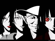 Hell Girl is an an awesome anime that asks if revenge is worth it