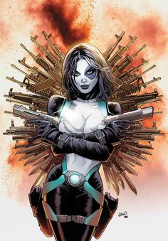 Domino #2 by Greg Land *