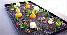 Wuttisak Wuttiamporn - L'art de dresser et présenter une assiette comme un chef de la gastronomie... > http://visionsgourmandes.com >