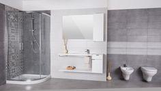 Bathroom Lighting, Bathtub, Trendy, Mirror, Furniture, Design, Home Decor, Scrappy Quilts, Bathroom Light Fittings