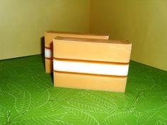 Cremesicle Glycerin Soap by www.soapbynancy.com