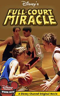 Full-Court Miracle -DCOM-  Movie about a Jewish school basketball team