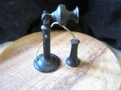 Vintage Dollhouse Candlestick Telephone  by JewelsOfHighElegance, $6.50
