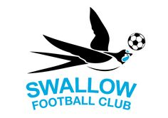 The new SWALLOW Football Club logo.  Our football sessions are open to all people with learning disabilities.  On Monday evenings at Chilcompton Village Hall.  Call 01761 414034 for more information...