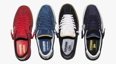 Converse CONS Breakpoint Collection ft. Patta, Solebox, Footpatrol & Starcow