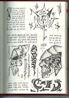 SpellBook by Azraiel.deviantart.com on @DeviantArt