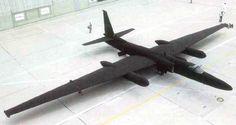 "Lockheed TR-1 ""Dragon Lady"". Derivative of the U-2 family."