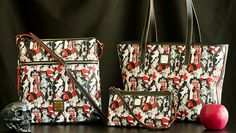 Disney Villain Dooney and Bourke Collection Debuts In Time For Halloween!