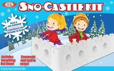 Ideal Sno-Castle Kit $34.98 - from Well.ca
