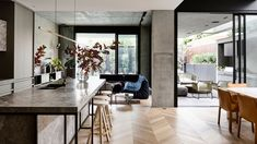 The Design Files - A Home Of Luxury And Layers - photo, Derek Swalwell. Australian Homes, House Design, Kitchen Interior, Interior Design Kitchen, Interior Design, Home Decor, House Interior, Interior Architecture, Home And Family