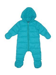 6c9da2b21 Kiabi Baby One Piece Snowsuit  Blue Boys Sporting   Activewear - 31456209 Bebe  Azul