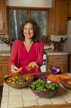Leslie develops recipes for individuals, institutions, organic and natural foods companies.