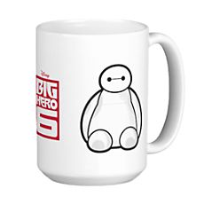 Big Hero 6 Baymax Mug