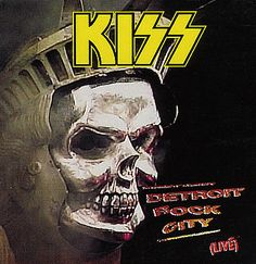 Kiss - Detroit Rock City (Live) (CD) at Discogs