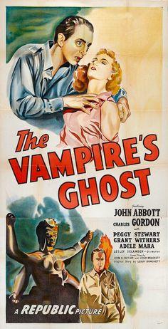 The Vampire's Ghost, 1945