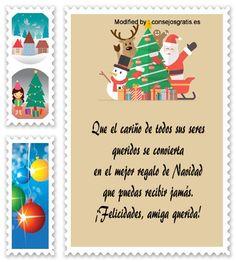 mensajes para enviar en Navidad, poemas para enviar en Navidad:  http://www.consejosgratis.es/enviar-mensajes-de-navidad-para-mi-mejor-amiga/