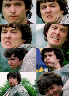 Mordred has the best faces. Like how is that third one down in the right even possible?
