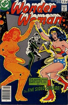 When Titans Clash! Wonder Woman 243 (G Dc Comics, Comics For Sale, Star Comics, Comics Story, Wonder Woman Comic, Wonder Women, Dc Comic Books, Comic Book Covers, Comic Art