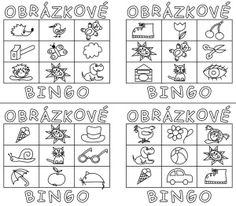 Bingo, obrázkové hrací karty Bingo, Word Search, Notes, Activities, School, Montessori, Carnavals, Report Cards, Notebook