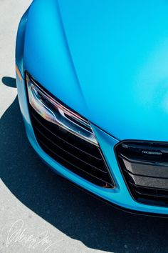 Audi R8 V10 by Andrew Zhang Photography