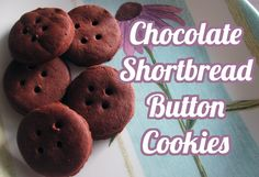 ... button cookies on Pinterest | Button cookies, Buttons and Button