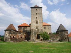 Vodni hrad Švihov