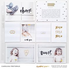 March Layout by CarolinaPretorius at @studio_calico