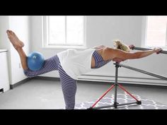 Ballet Workout At Home - YouTube
